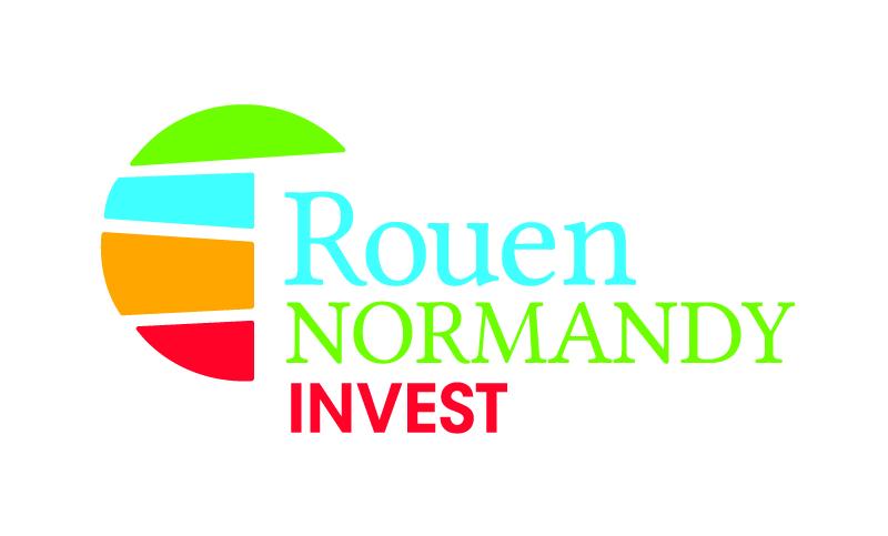 Logo ROUEN NORMANDY INVEST